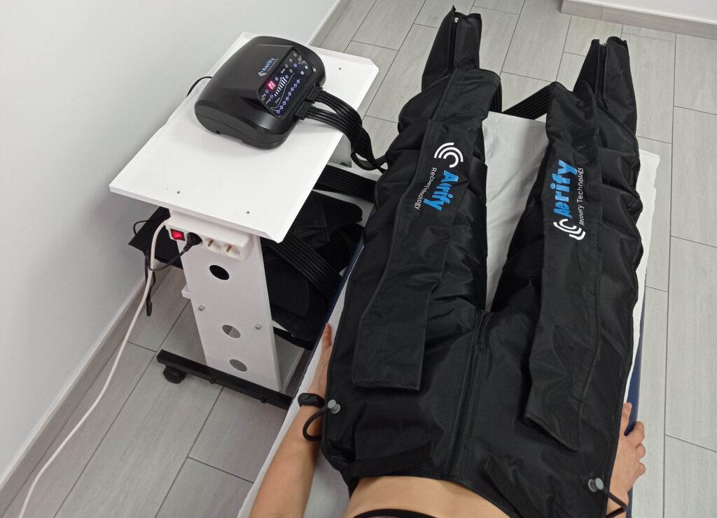 Presoterapia Policlinica Cuartero